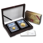 2014 Limited Edition Gold Austrian Philharmonic Proof PR-69 Set