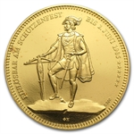 Switzerland Gold 1000 Francs Shooting Thalers AGW .7524