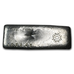 10.23 oz A W Smelter Silver Bar .999 Fine