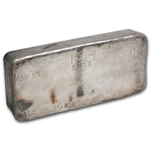 100 oz 1985 Sunshine Silver Bar (Vintage, Poured) .9995 Fine