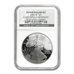 2006-W Proof Silver Eagle PF-69 UCAM NGC (BL)