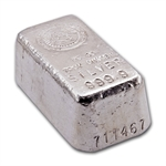 25.90 oz Consolidated Mines & Metals Silver Bar .9999 Fine