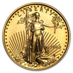 1994 1/10 oz Gold American Eagle - Brilliant Uncirculated