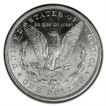 1880-S Morgan Dollar - MS-63 PCGS