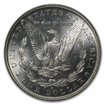 1882-S Morgan Dollar - MS-64 PCGS
