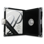 2001-W 1/10 oz Proof Platinum American Eagle (w/Box & CoA)