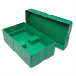 Empty 500-Coin 1 oz Silver American Eagle Monster Box (Green)
