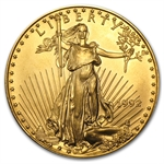 1992 1 oz Gold American Eagle - Brilliant Uncirculated