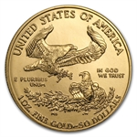 1997 1 oz Gold American Eagle - Brilliant Uncirculated