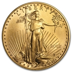 2003 1 oz Gold American Eagle - Brilliant Uncirculated