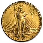 $20 St. Gaudens Gold Double Eagle - Cleaned