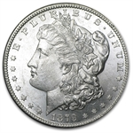 1879-S Morgan Dollar - Reverse of 1879 - Brilliant Uncirculated