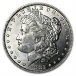 1882-O Morgan Dollar - Brilliant Uncirculated
