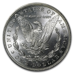 1882-S Morgan Dollar - Brilliant Uncirculated