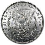 1883 Morgan Dollar - Brilliant Uncirculated