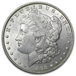 1898 Morgan Dollar - Brilliant Uncirculated