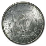 1902-O Brilliant Uncirculated PCGS Stage Coach Silver Dollars
