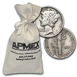 90% Silver - Rolls & Bags (Dimes)