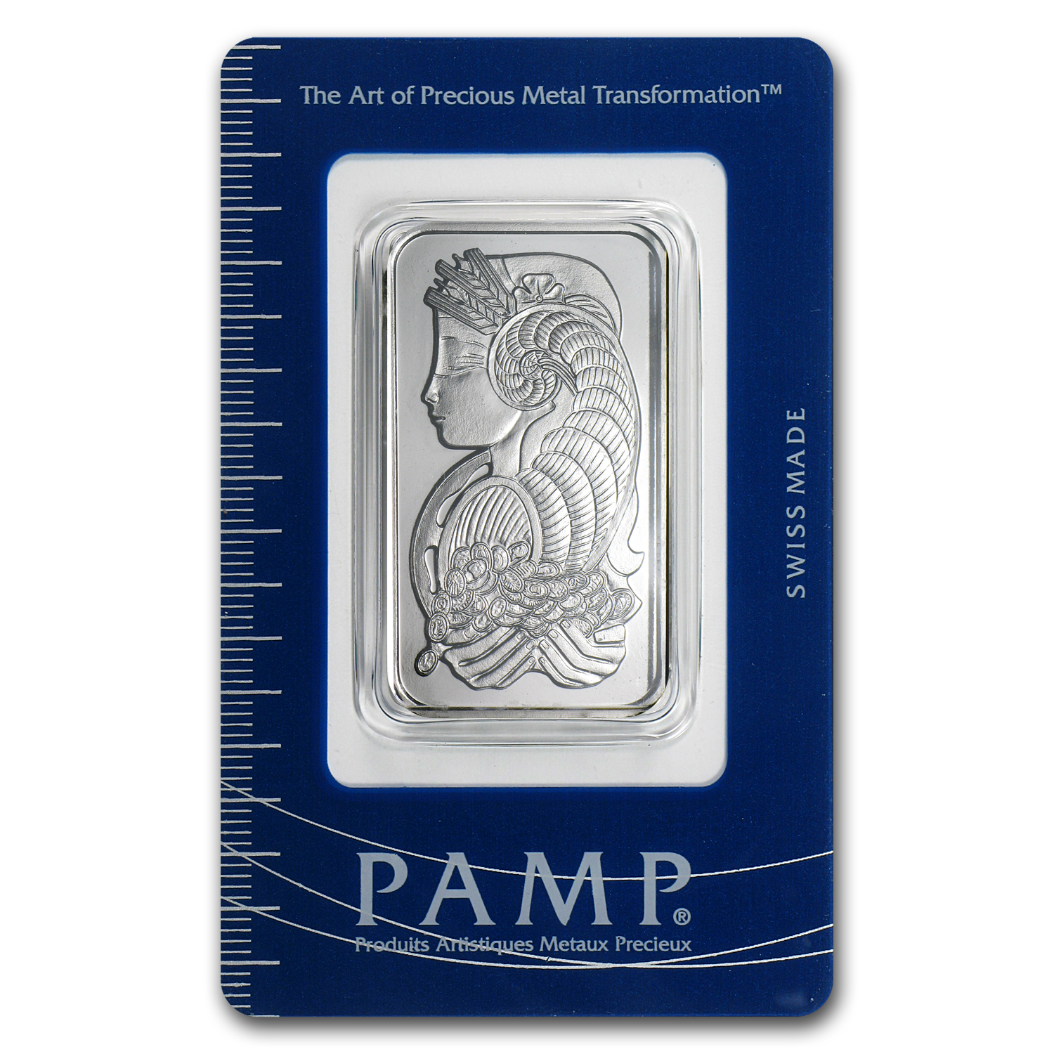PAMP Suisse Fortuna (Palladium Bars & Rounds)