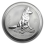 Perth Mint Silver (2006 Dog Coins) (Series 1)