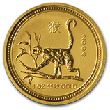 Perth Mint Gold (2004 Monkey Coins)