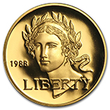 $5.00 US Gold Commems