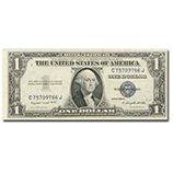 1935 $1 Silver Certificates