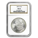 Morgan Dollars (1878 - 1904) (NGC Generics)