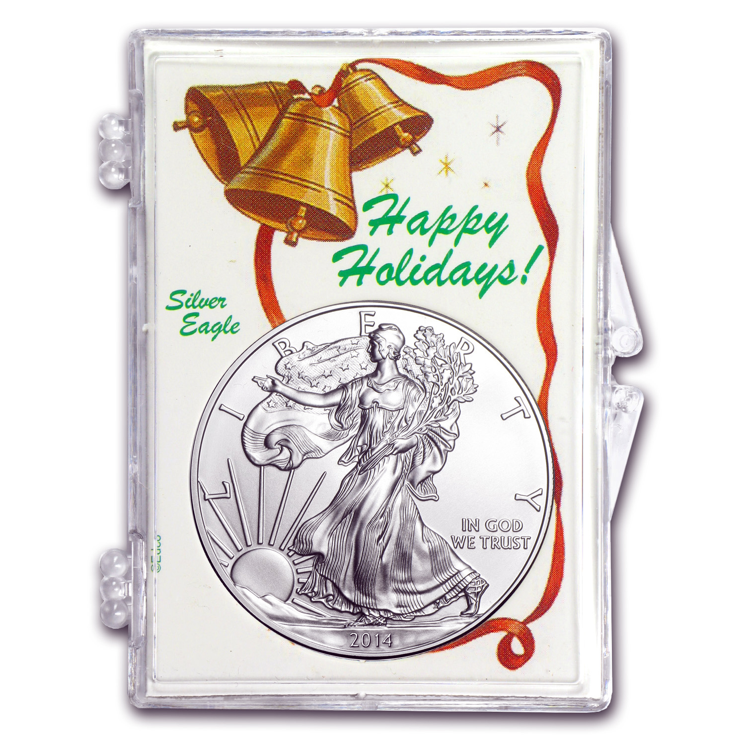 Holiday Coin & Bar Holders