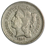 3 Cent Nickels