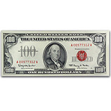 US Currency (Small Type)