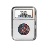 Reeded Edge Half Dollars (1836 - 1839) (Certified)