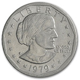 Susan B. Anthony Dollars (1979 - 1999)