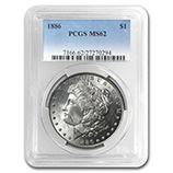 Morgan Dollars (1878 - 1904) (PCGS Certified)