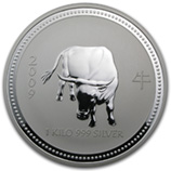 Perth Mint Silver (2009 Ox Coins) (Series 1)