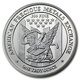 1 oz (Bullion Silver Rounds)