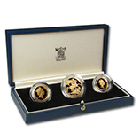 British Royal Mint (Gold Sets)