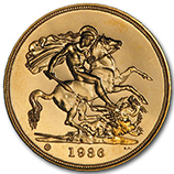 British Royal Mint (Gold Sovereign Coins)