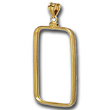 Gold Bar Bezels