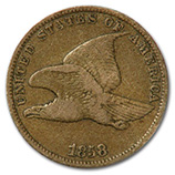 Flying Eagle Cents (1856 - 1858)