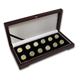 Perth Mint Gold (Series 1 Lunar Coin Sets)