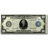 Federal Reserve Notes (Large Size)