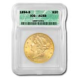 Pre-1933 US Gold (All Other Certified)