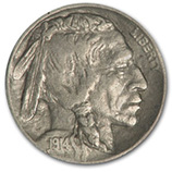 Buffalo Nickels (1913 - 1938)
