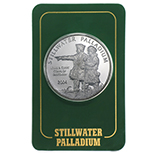 Johnson Matthey (Lewis & Clark Palladium Bars & Rounds)