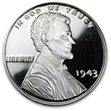 US Coin Replica (Silver Rounds)