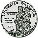 1/10 oz (Palladium Bars & Rounds)