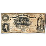 1861 (Confederate Currency)