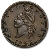 Civil War Tokens