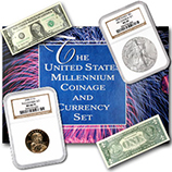 Modern Commemorative Sets (NGC Certified)